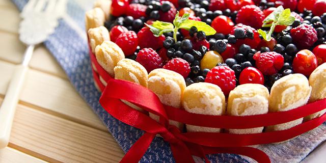 Freut euch auf unser Kuchenbuffet (Foto Lafaiet)