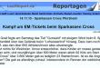 LaufReport Bericht 2015 (Screenshot)
